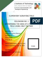 Fieldwork 1