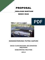 Proposal Jadi