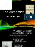 introduction to the alchemist