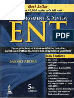 ENT Self Assesment & Review 5th Ed