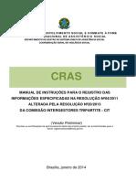 Manual de Instrucoes - CRAS