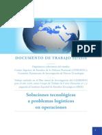 DIEEET05-2016 SolucionesTecnologicas PoblemasLogisticosOperaciones