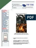ASTM Welding Procedures A36 to A930