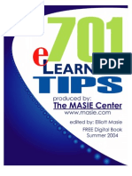 701 e-Learning Tips