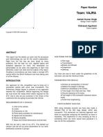 Baja India 2010 Design Report VAJRA