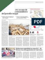 China Importa Petroleo de Irak