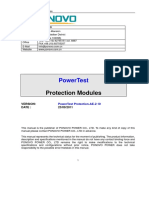 PowerTest Protection Package