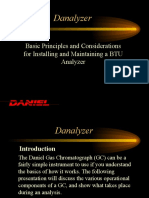 GC Principle of Operation