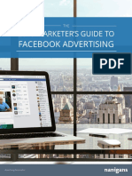 Nanigans the 2016 Marketers Guide to Facebook Advertising1