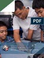 Peace Corps  Strategic Plan 2014-2018-Annual Plan 2016-2017