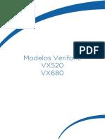 Manual Verifone Vx520 Vx680GPRS