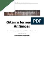 eBook Gitarre Lernen Für Anfänger2015!10!17