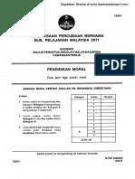 Pep Percubaan SPM Perlis 2011_soalan