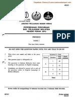 Kertas 3 Pep Percubaan SPM Perak 2012_soalan