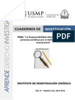 Cuadernos Investigacion 19va Edicion