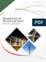 Prospectiva Del Sector Electrico