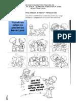 GRADOS PREKINDER- KINDER - TRANSICION