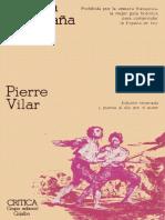 La Historia de España - Pierre Vilar