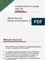 Métodos Hidrometeorológicos