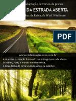 Trechos Da Poesia Canção Da Estrada Aberta