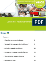 Consumer Healthcare Trend in Vietnam