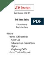 Mos Inverters