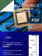 Pdf nanotechnology and nanoelectronics