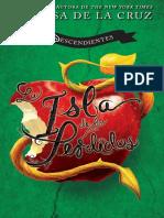 Descendientes. La Isla de los Perdidos.pdf