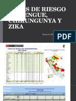ZONAS ENDÉMICAS DE DENGUE, CHIKUNGUNYA Y ZIKA.pptx