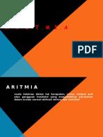 aritmia 2011