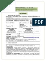 1 Administracion Financiera - Econ. Cristina Mendoza - Ceacces