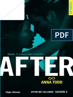 After Saison 2 Anna Todd