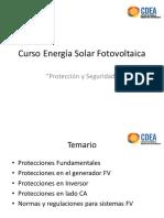 Fotovoltaica - Proteccion y Seguridad