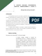 PERICIA CONTÁBIL introdução