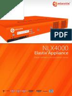 Flyer Appliance NLX4000 v1.2