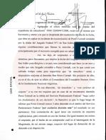 La jueza Servini se opuso a la extradición de Pérez Corradi