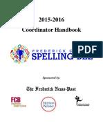 2016 Coordinator Handbook