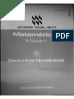Matematica 1 Modulo I - 175-176-177