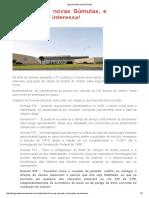 STJ publica 5 novas Súmulas, e uma delas nos interessa!.pdf