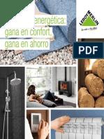Eficiencia Energética - Gana en Confort, Gana en Ahorro