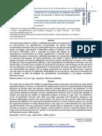 Artigo - Análise Da Viabilidade de Projetos de Cogeração de Energia