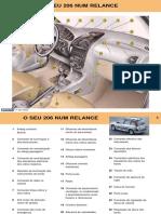Manual Peugeot 206 2002