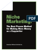 6. Niche Marketing