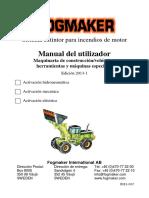 8013 007 Manual Del Utilizador Maquinaria de Construcción 2013 1 ESP