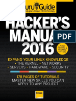 The Hackers Manual 2016