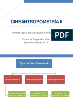Cineantropometria