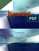 Basic Drilling Engg