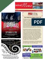 September 2016 SCF News