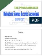 Modelado de Sistemas de Control Secuenciales GRAFCET