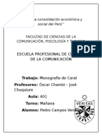 Monografia Caral
